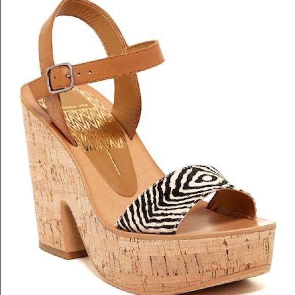6bc9afe9ef7 Dolce Vita Shoes - Dolce Vita Randi Platform Wedge Sandals